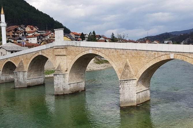 Transfer from Sarajevo to Dubrovnik with Herzegovina tour