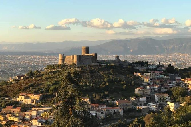Castello di Lettere (Castle of Lettere) & Italian Cooking Class Tour with Lunch!