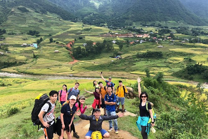 Sapa trekking tour 2 days 1 night by bus from Ha Noi