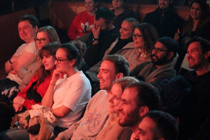 English Comedy Showcase Including Pizza in Berlin Mitte