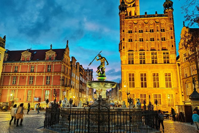 6 Hours Guided Tour through Gdansk Highlights