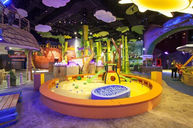 Skip the Line: Visit Angry Birds Activity Park photo 4