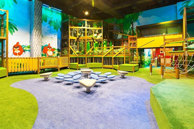 Skip the Line: Visit Angry Birds Activity Park photo 13