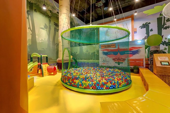 Skip the Line: Visit Angry Birds Activity Park photo 15