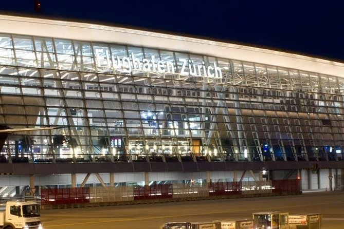 Private transfer from Zurich Airport to Europa Park (RUST) or the opposite way