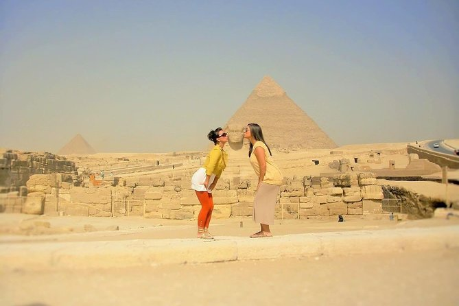 2-Days Private Cairo and Luxor Tour from Hurghada