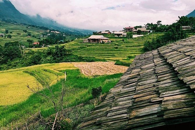Easy trekking Sapa 3 nights 2 days overnight in Hotel