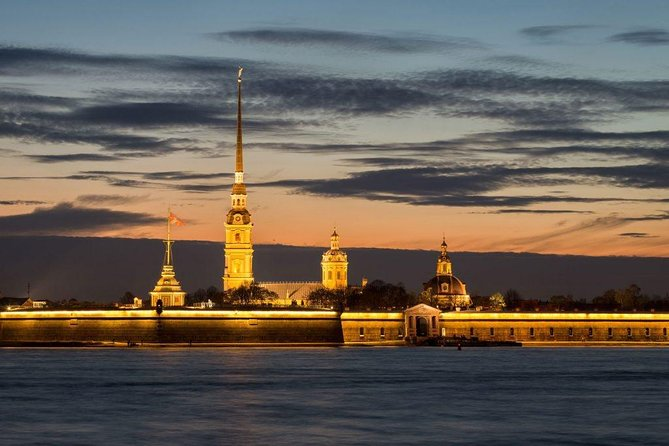 City + Peter and Paul's Fortress