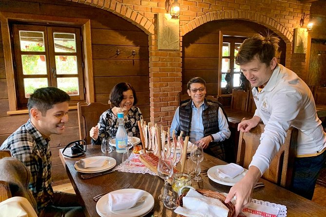 Private Wine Road Day Tour from Zagreb