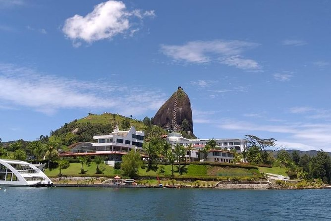 Guatape official private Tour