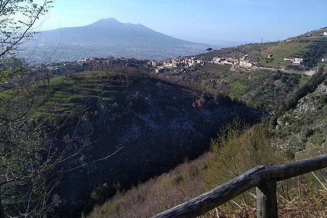 Castello di Lettere (Castle of Lettere) and Hiking Tour with Lunch!