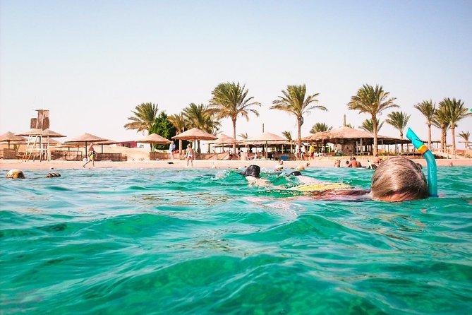 Full day snorkeling trip to Sharm El Naga from (Hurghada)
