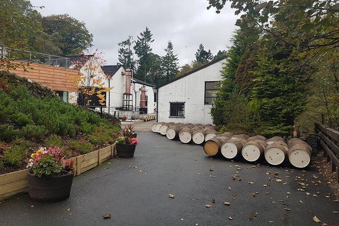 Scottish Castles & Whisky Tour