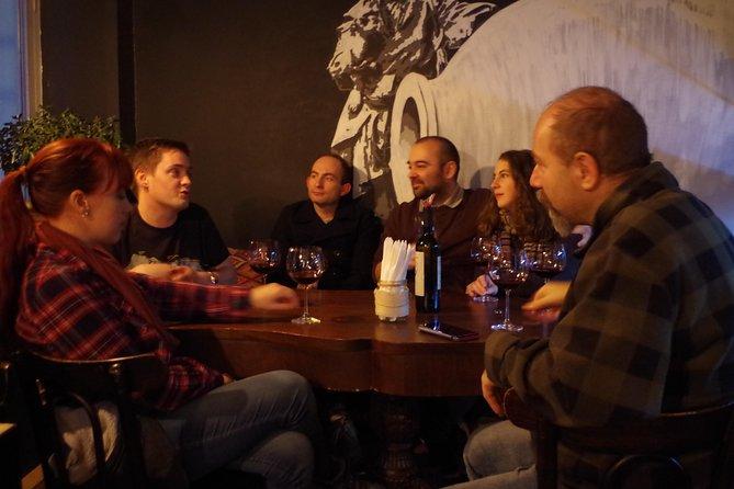 Tipsy Tbilisi - History & Wine - Half Day Walking Tour