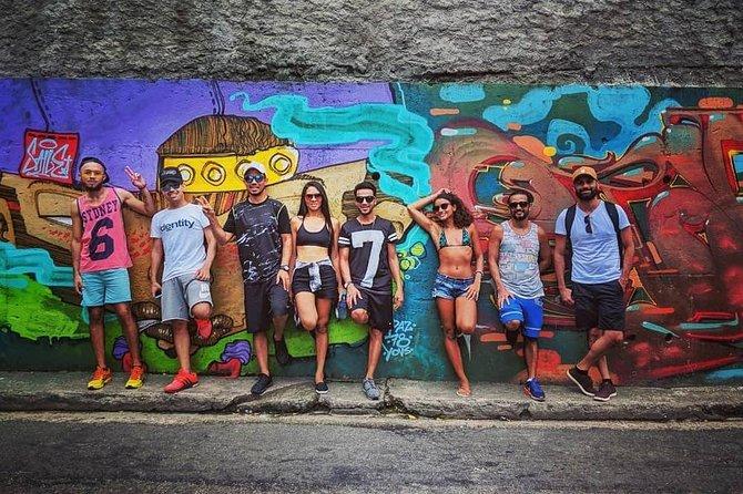 Favela Vidigal Tour and Brazilian Lunch