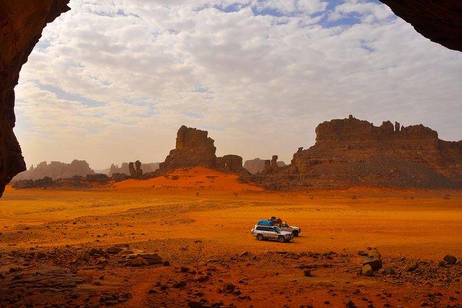 Six-days journey to Djanet