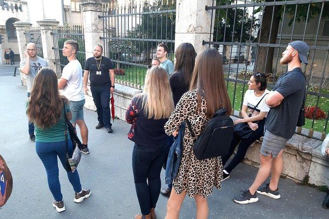 Belgrade Center Walking Tour