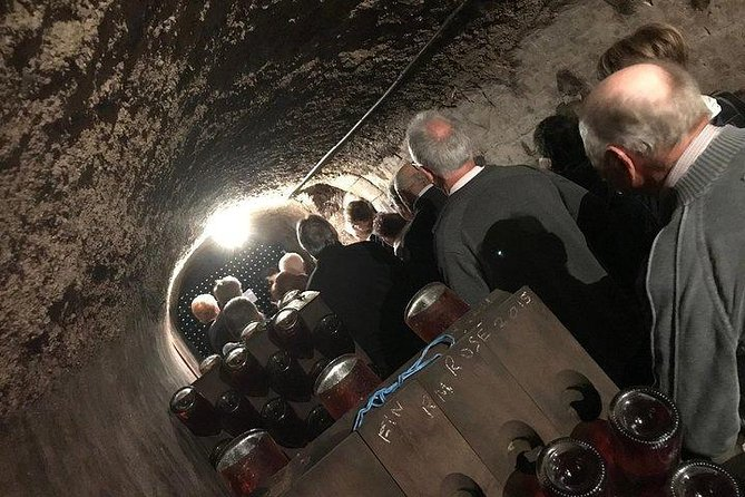 Champagne Lamiable: Traditional Tour & Tasting