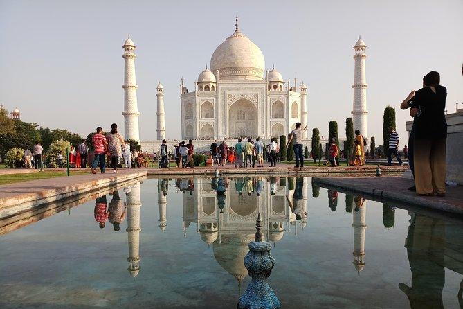 Agra Tour - Same Day Visit of Taj Mahal