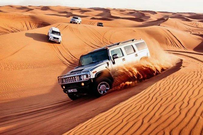 Hummer Desert Safari Offer