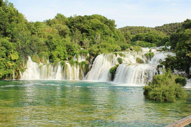 Krka waterfalls - transfer only