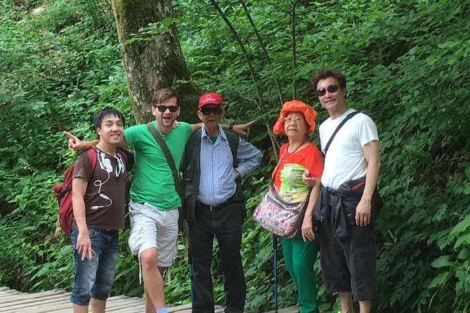 Private Guided Day Tour of Plitvice National Park from Zagreb