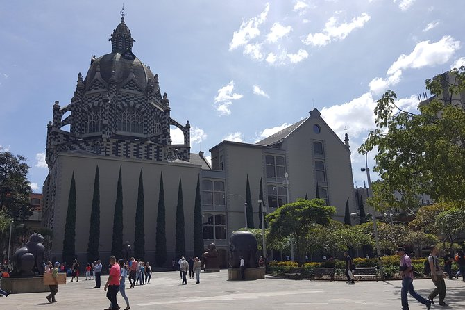 Official private City Tour Medellin