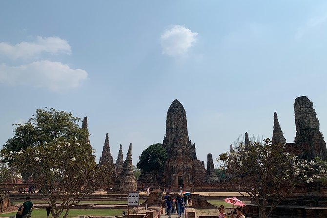 Day trip to world heritage sites in Ayutthaya photo 1