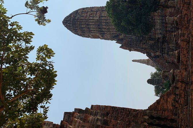 Day trip to world heritage sites in Ayutthaya photo 2