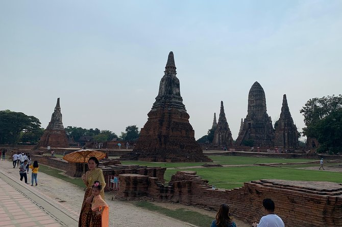 Day trip to world heritage sites in Ayutthaya photo 6