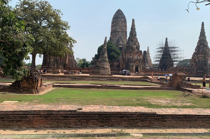 Day trip to world heritage sites in Ayutthaya photo 3