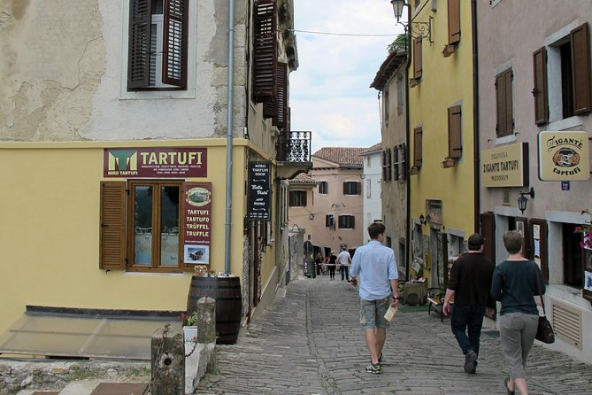 Istria Private Guided Day Trip from Zagreb
