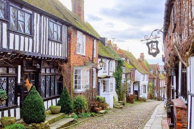 Smuggling Tales in Rye