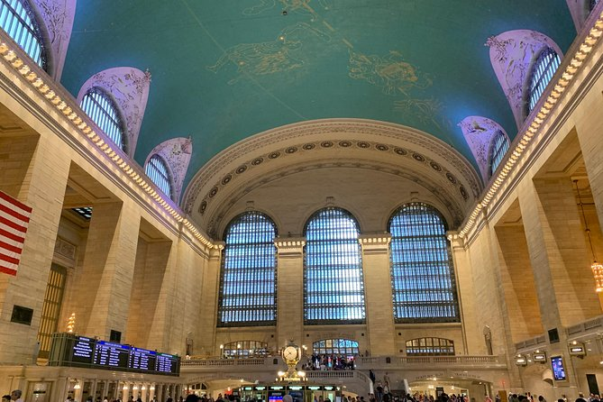 Private tour of Grand Central Terminal