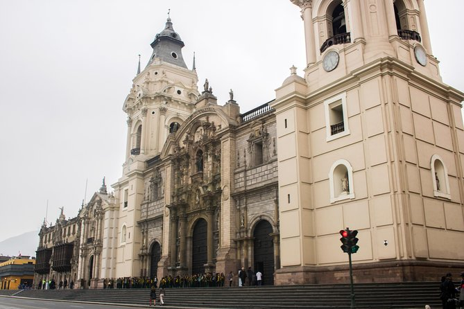Private Classic City Tour Experience of Lima