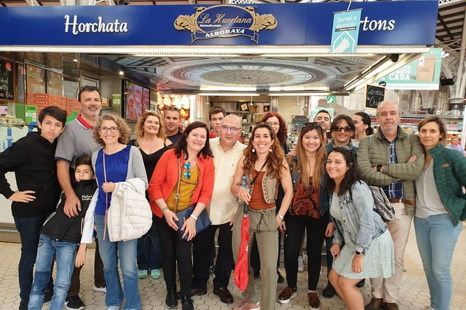 Valencia Old Town Walking Tour with Food Tasting