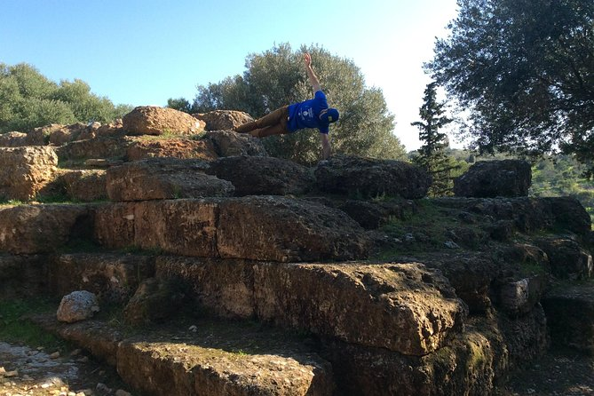 Ultimate Spartan Boot Camp In The Ancient Ruins of Athens - Private Group photo 3