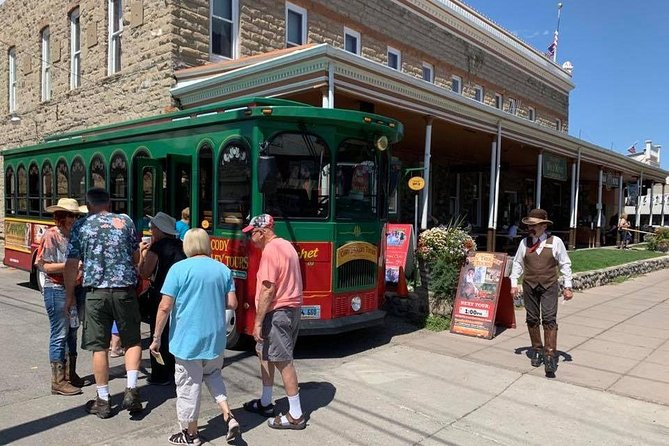 Cody Trolley Tours - Best of the West Trolley Tour