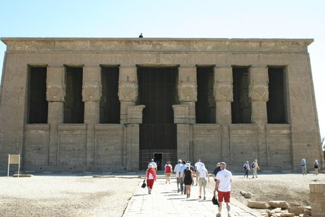 Guided Day Trip to Dendara and Abydos Temples