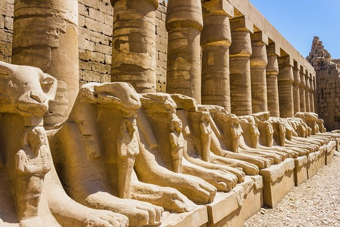Amazing Day Tour To Luxor from Hurghada by bus