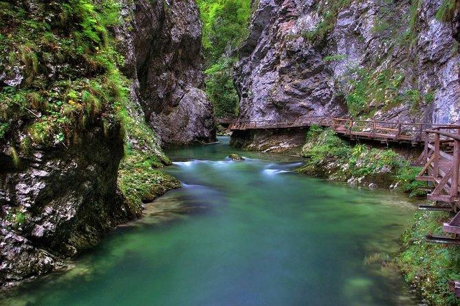 Vintgar gorge transfer