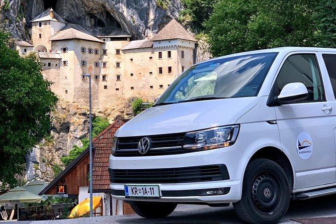 Postojna cave & Predjama castle half day trip from Bled and Ljubljana