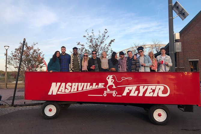 Private Tour of Nashville in a Party Wagon