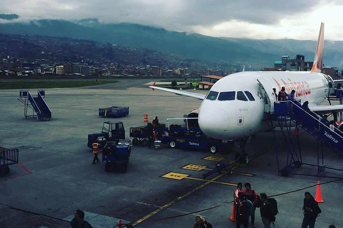 Transfer Cusco Airport to your Hotel in Cusco