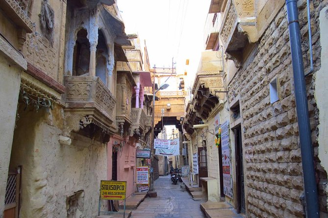 Cultural & Heritage Trails of Jaisalmer (2 Hours Guided Walking Tour)