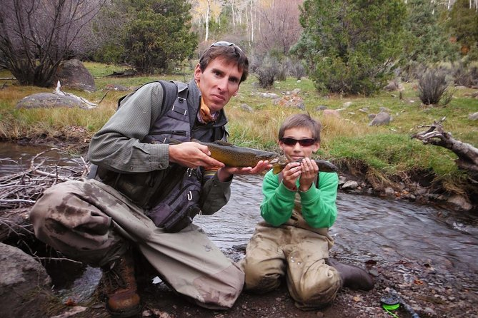 Half Day Guided Fly Fishing