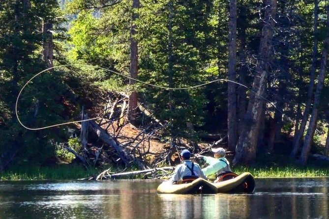 Half-Day Guided Fly Fishing from Loa