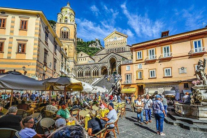Private tour of Positano, Amalfi and Ravello