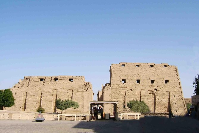 Half day tour at Luxor (West bank)