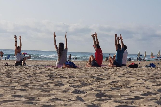 Bike tour and yoga experience in Alicante